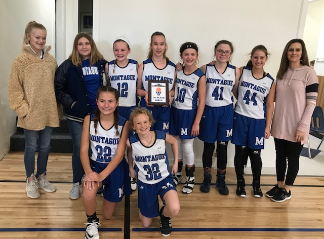 Montague Isd Lady Eagles And Eagles Win Tournament